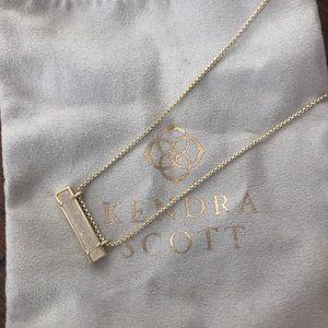 Kendra Scott Leanor Bar Pendant Necklace